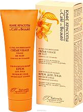 """Profumi e cosmetici Crema viso ultra-nutriente """"Cocktail vitaminico"""" da notte - Le Cafe de Beaute Vitamin Cream Coctail"""