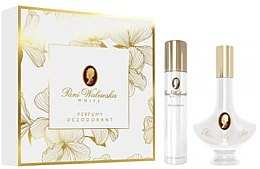 Profumi e cosmetici Set - Pani Walewska White (parfum/30ml + deo/90ml)