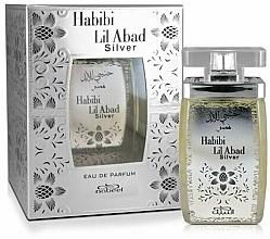 Profumi e cosmetici Nabeel Habibi Lil Abad Silver - Eau de Parfum