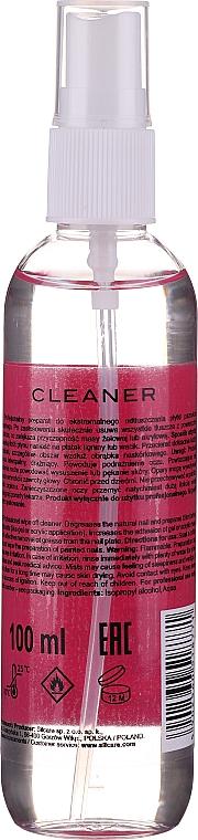 Sgrassatore per unghie, spray - Silcare Base One Cleaner — foto N2
