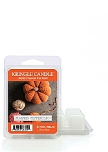 Profumi e cosmetici Cera aromatica - Kringle Candle Pumpkin Peppercorn Wax Melt
