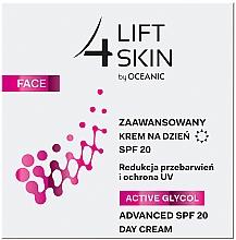 Profumi e cosmetici Crema da giorno SPF20 - Lift4Skin Active Glycol Advanced Day Cream