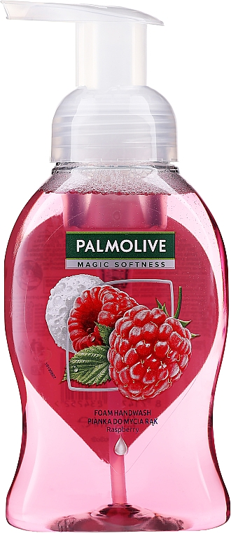 Sapone liquido - Palmolive Magic Softness Foaming Handwash Raspberry