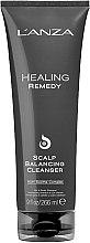 Profumi e cosmetici Lozione detergente per il cuoio capelluto - Lanza Healing Remedy Scalp Balancing Cleanser