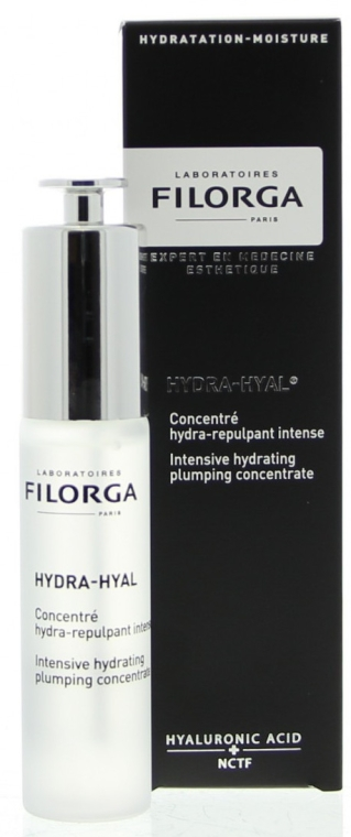Concentrato idratante e rigenerante - Filorga Hydra-hyal Intensive Hydrating Plumping Concentrate