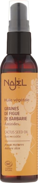 Olio di cactus - Najel Cactus Seed Oil