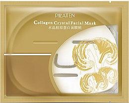 Profumi e cosmetici Maschera con collagene per viso - Pilaten Collagen Crystal Facial Mask