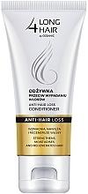 Profumi e cosmetici Condizionante rinforzante contro la caduta dei capelli - Long4Lashes Anti-Hair Loss Strengthening Conditioner