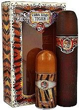 Profumi e cosmetici Cuba Jungle Tiger - Set (edp 100ml + deo 50ml)