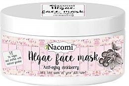 """Profumi e cosmetici Maschera alle alghe anti-rughe """"Mirtillo"""" - Nacomi Professional Face Mask"""