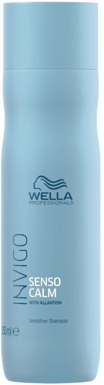 Shampoo per cuoio capelluto sensibile - Wella Professionals Invigo Balance Senso Calm Sensitive Shampoo