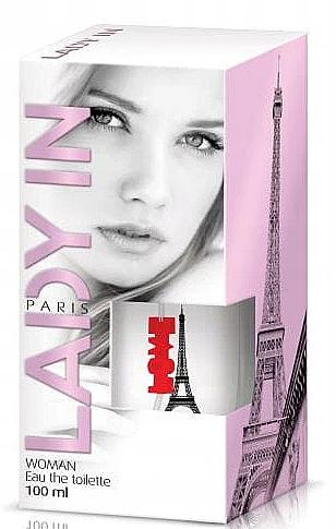Pharma CF Lady in Paris - Eau de toilette