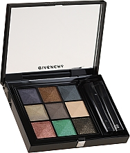 Profumi e cosmetici Palette ombretti - Givenchy Eyeshadow Palette With 9 Colors