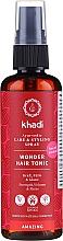 Profumi e cosmetici Tonico per capelli a base di erbe medicinali ayurvediche - Khadi Wonder Hair Tonic