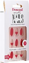 Profumi e cosmetici Set unghie artificiali con colla, 3067 - Donegal Express Your Beauty