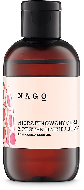 Olio non raffinato di semi di rosa canina - Fitomed Rosa Canina Seed Oil