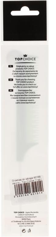 Pettine, 60199, verde - Top Choice — foto N3