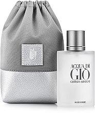 """Profumi e cosmetici Sacchetto regalo per profumeria, griggio """"Perfume Dress"""" - MakeUp"""