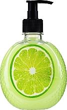 Profumi e cosmetici Sapone con estratto di lime - Vkusnye Sekrety