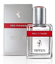 Profumi e cosmetici Ferrari Red Power - Eau de toilette (mini)
