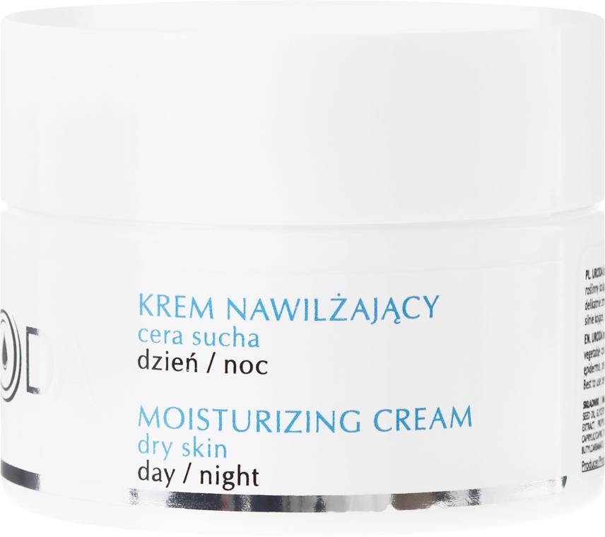 Crema idratante per pelli secche - Uroda Moisturizing Face Cream For Dry Skin