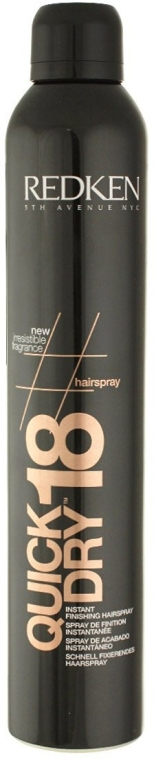 Lacca capelli - Redken Quick Dry 18 Instant Finishing Spray