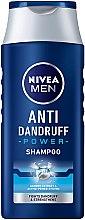 Profumi e cosmetici Shampoo antiforfora uomo - Nivea For Men Anti-Dandruff Power Shampoo