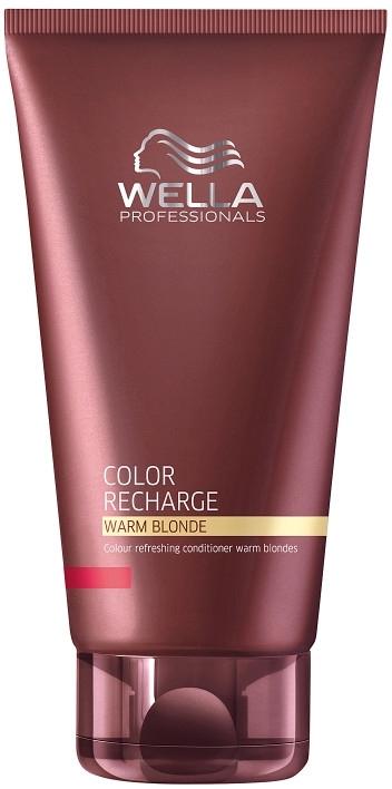 Balsamo per rinfrescare e mantenere il colore chiare - Wella Professionals Color Recharge Warm Blonde — foto N1