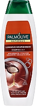 Profumi e cosmetici Shampoo per capelli - Palmolive Naturals Luminous Nourishment Shampoo 2 in 1