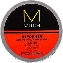Profumi e cosmetici Crema gel texturizzante tenuta forte - Paul Mitchell Mitch Reformer Texturizer