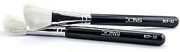 Profumi e cosmetici Pennello per cipria, BCF-32 - Beauty Crew