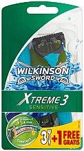 Profumi e cosmetici Rasoio - Wilkinson Sword Xtreme 3 Sensitive