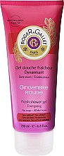 Profumi e cosmetici Roger & Gallet Gingembre Rouge - Gel doccia