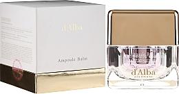 Profumi e cosmetici Crema schiarente al tartufo bianco per viso - D'Alba Ampoule Balm White Truffle Whitening Cream