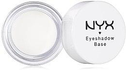 Profumi e cosmetici Base per ombretto - NYX Professional Makeup Eyeshadow Base