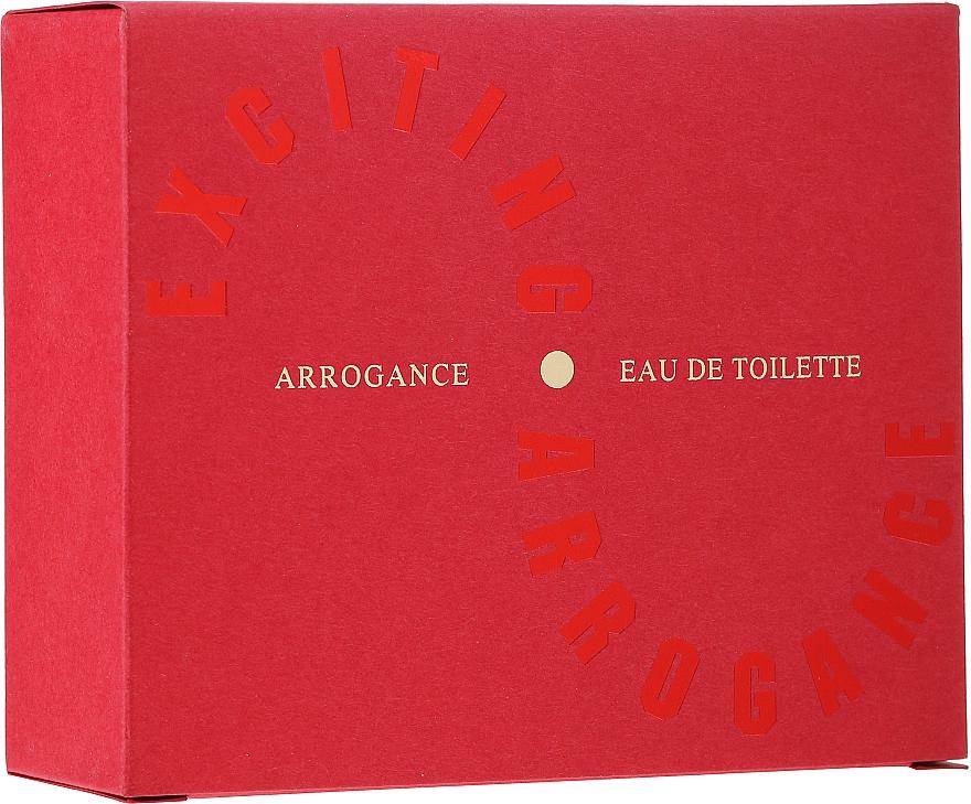 Arrogance Exciting - Eau de toilette — foto N2