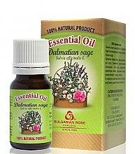 "Olio essenziale ""Salvia"" - Bulgarian Rose Dalmatian Sage Essential Oil — foto N1"