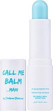 Profumi e cosmetici Balsamo labbra - Fontana Contarini Call Me Balm Man Protective Lip Balm