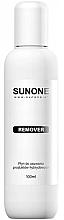 Profumi e cosmetici Solvente per smalto gel - Sunone Remover