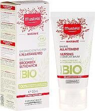 Profumi e cosmetici Balsamo per allattamento confortevole - Mustela Maternity Organic Breastfeeding Balm