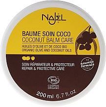 """Profumi e cosmetici Balsamo corpo """"Cocco"""" - Najel Coconut Care Balm"""