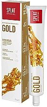 Profumi e cosmetici Dentifricio - Splat Gold