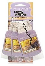 """Profumi e cosmetici Profumo per ambiente """"Limone con lavanda"""" - Yankee Candle Fluffy Lemon Lavender Jar Ultimate"""