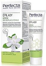 Profumi e cosmetici Crema depilatoria con collagene e allantoina - Perfecta Epilady