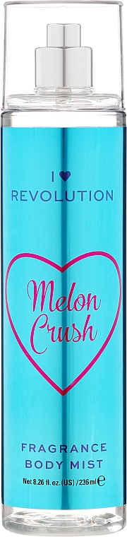 """Spray per il corpo """"Melon Crush"""" - I Heart Revolution Body Mist Melon Crush"""