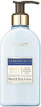Profumi e cosmetici Lozione mani e corpo con iris e salvia - Oriflame Essense & Co. Hand&Body Lotion