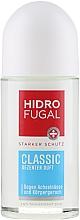 Profumi e cosmetici Antitraspirante roll on - Hidrofugal Classic Roll-on
