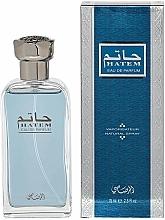 Profumi e cosmetici Rasasi Hatem - Eau de parfum