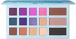 Profumi e cosmetici Paleta cieni do powiek - Moira You're Berry Cute Pressed Pigments Palette