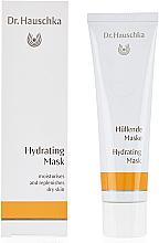 Profumi e cosmetici Maschera idratante viso - Dr. Hauschka Hydrating Mask